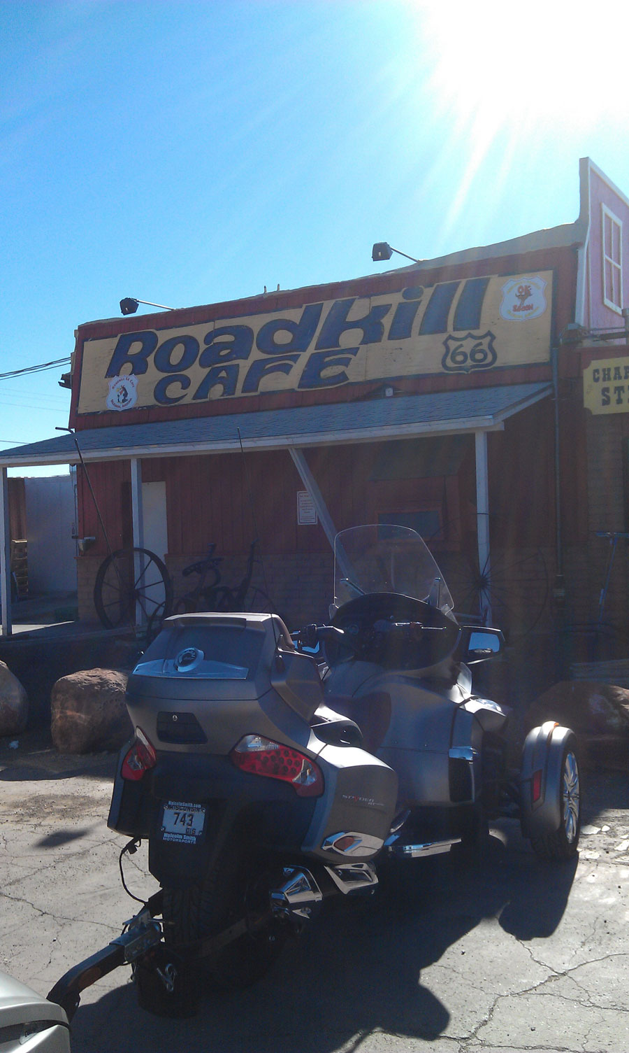 The Roadkill Café